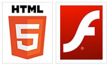 Convertir des fichiers de type Flash en html5 avec l'utilitaire Swiffy de Google