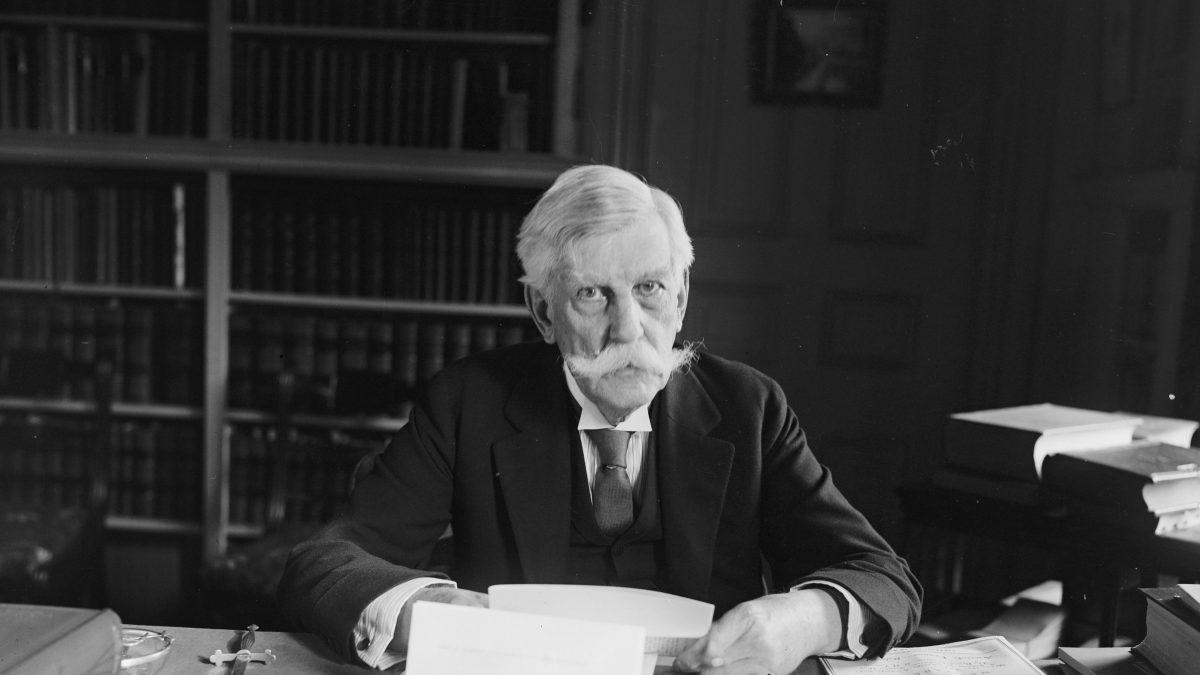 9.-Juez Oliver Wendell Holmes