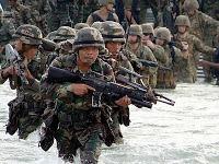 Indonesia vs Malaysia Dalam Perang