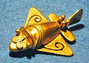 Pesawat Kuno Suku Inca