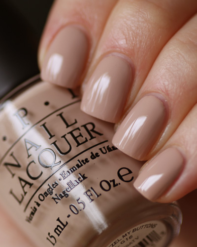 Nail Buttons: {Freestyle Fridays} Fall Nail Colors