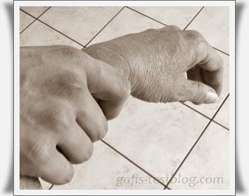 Führende Hand