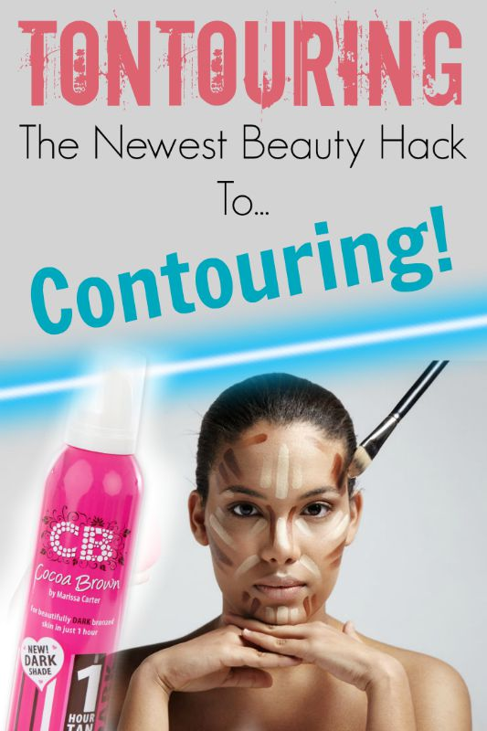 Tontouring, The Newest Beauty Hack To Contouring, By Barbie's Beauty Bits and Marissa Carter