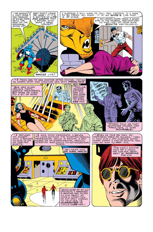 Captain America (1968) Issue #308 #236 - English 13