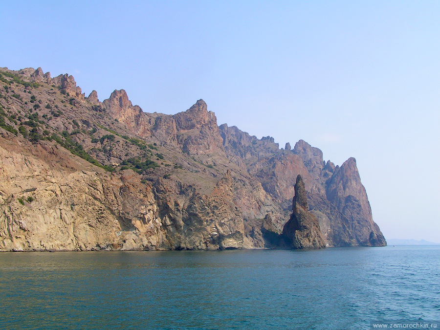Кара-Даг. Хребет Карагач | Kara-Dag. Karagach ridge