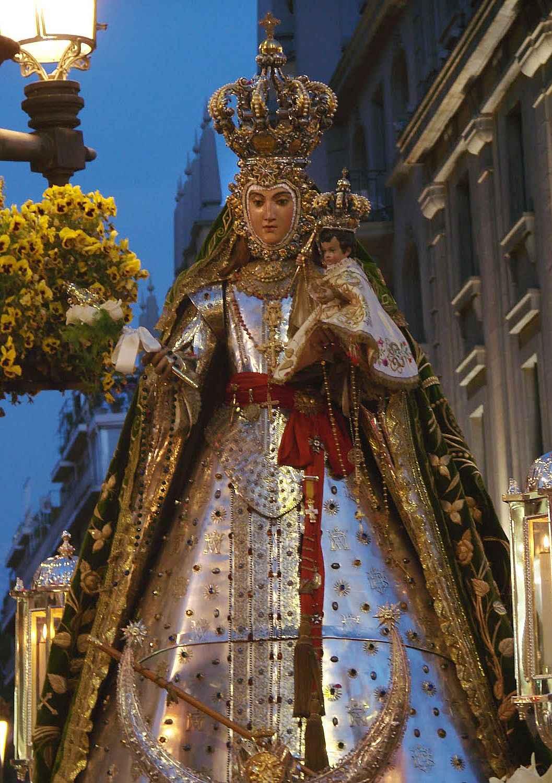 Nossa Senhora de Lepanto, Espanha