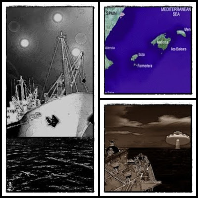 Ships and Saucers: UFOs at Sea 