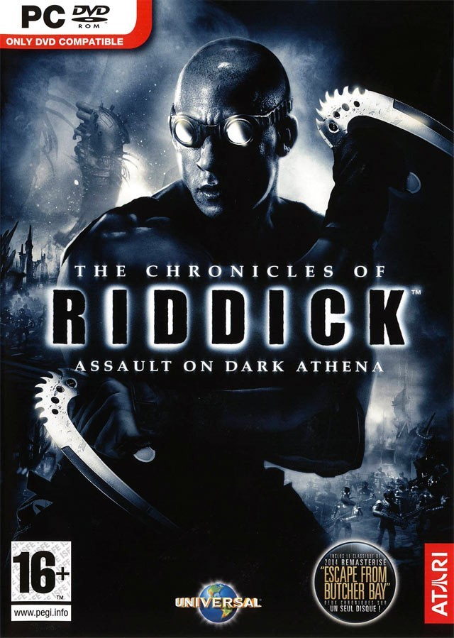 The Chronicles of Riddick Gold Pc