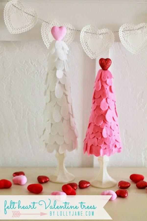 valentines day heart craft ideas