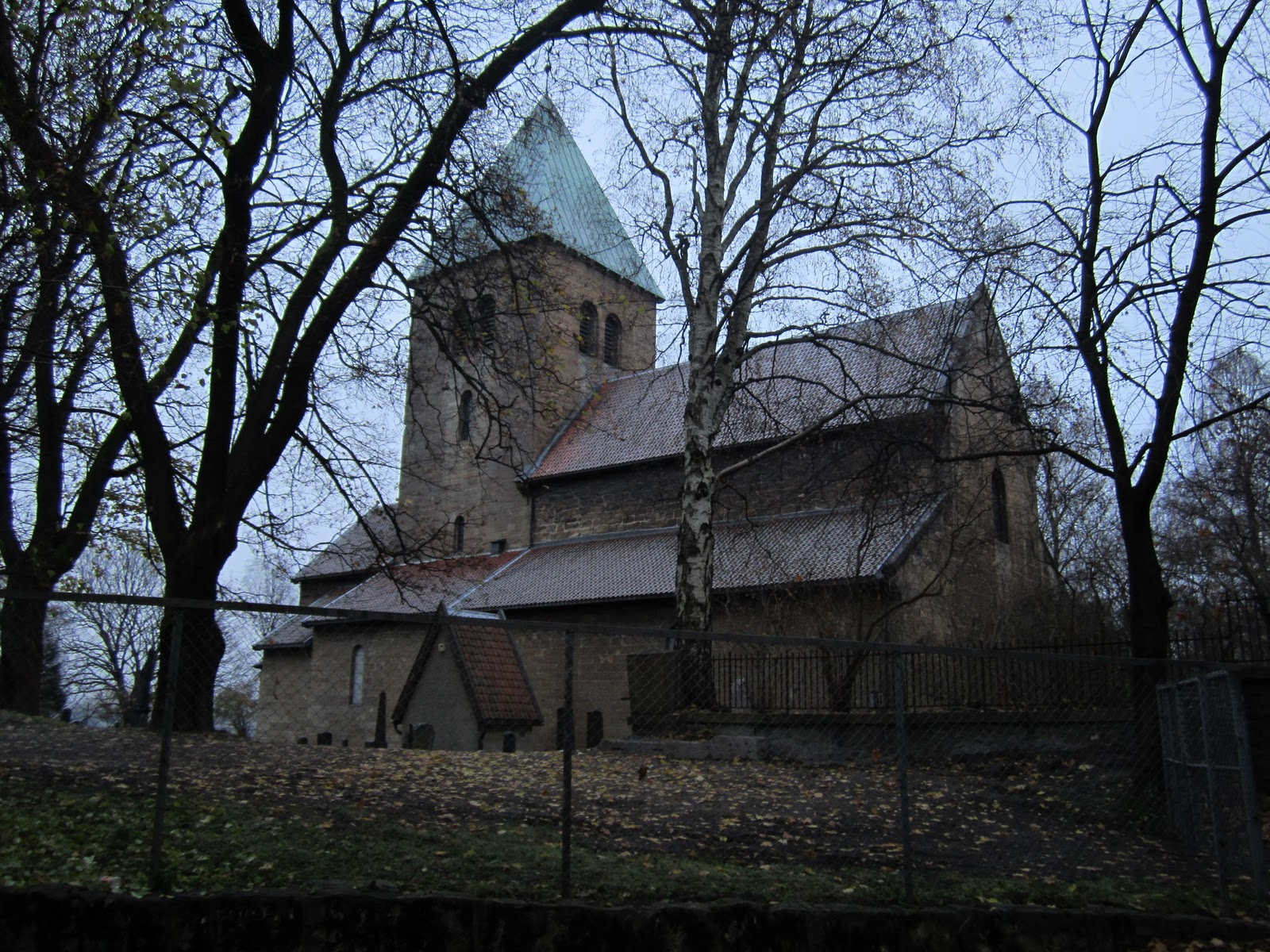 Early Medieval Churches Visit a Medieval Church in