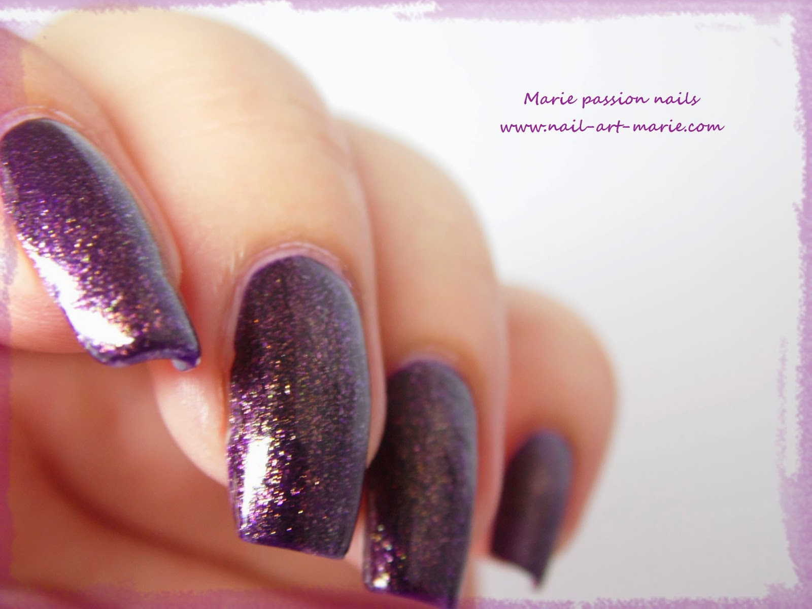 Beautedesign Violet Métallisé8