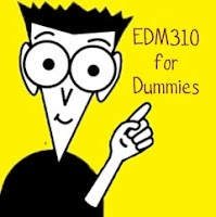EDM 310 for Dummies