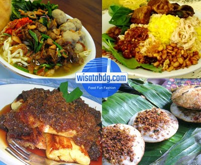 60 Tempat Makanan Favorit Di Kota Bandung Wisatabdg Com