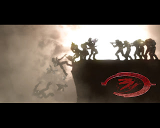 Halo 300 Video Game HD Wallpaper Desktop PC Background