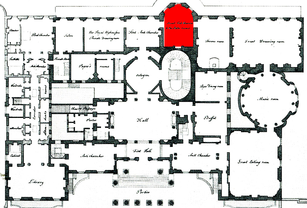 Rose Red House Floor Plan Plans