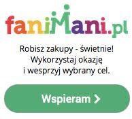 Wesprzyj wybraną organizację przez FaniMani!
