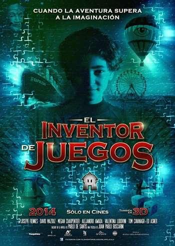 El Inventor de Juegos DVDRip Latino