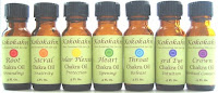 Chakra Oils