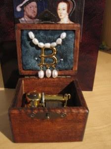 Caja de música de Ana Bolena