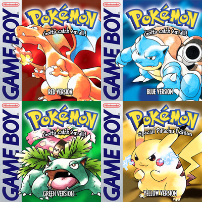 pokemon blue version for android
