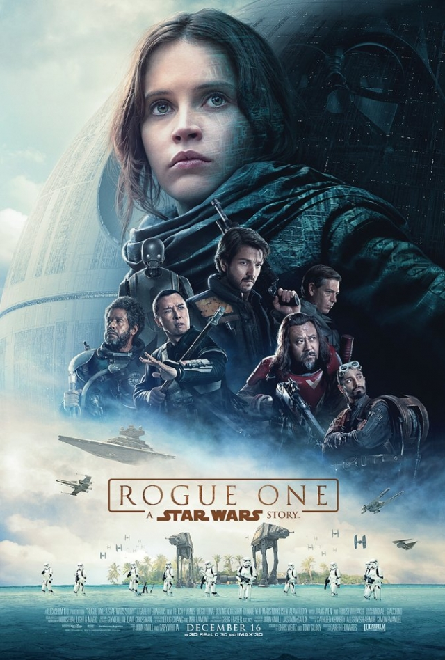 Rogue One: Star Wars ngoại truyện - Star Wars: Rogue One - A Star Wars Story (2016)