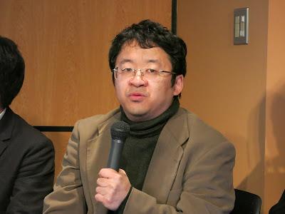 北海道大学大学院法学研究科教授 田村善之氏