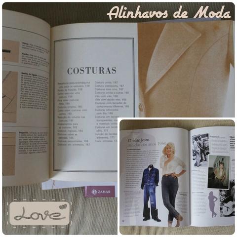 """""""Meus-livros-de-estilo-moda-e-costura"""" www.alinhavosdemoda.com.br"""