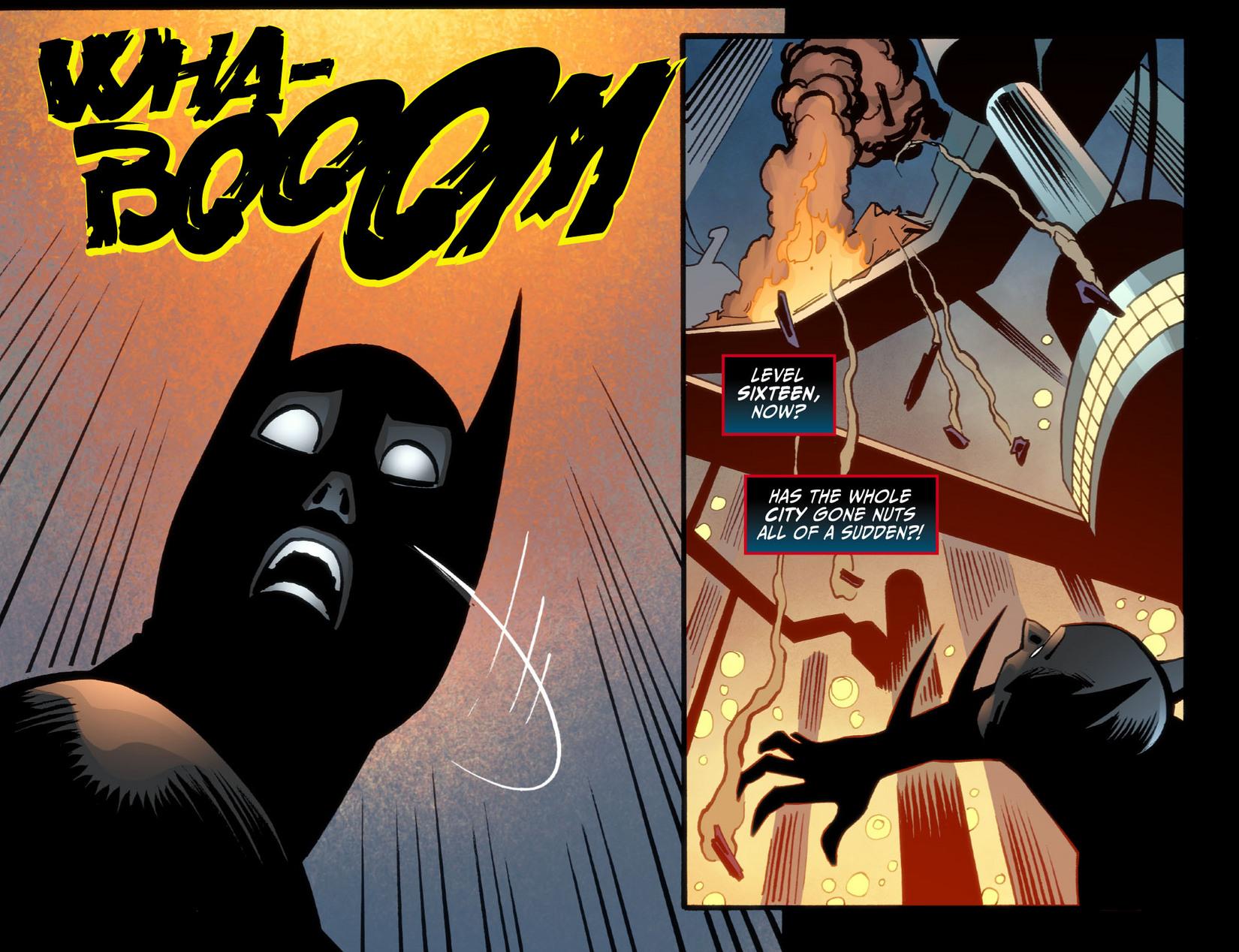 Batman Beyond (2012) Issue #11 #11 - English 14