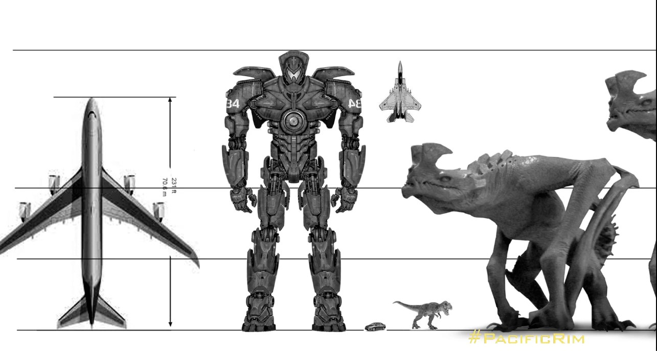 Related image with pacific rim kaiju