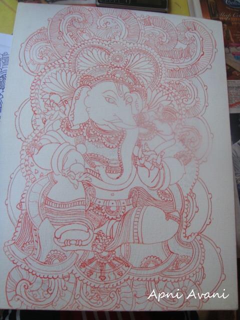 Apni Avani The Making Of My Kerala Mural