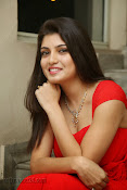 Priyadarshini Glam Pics in Red at Dillunnodu audio-thumbnail-13