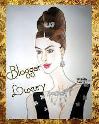 ¡Premio Luxury Blogger!