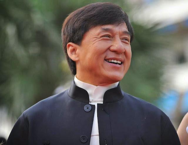 Biodata Jackie Chan
