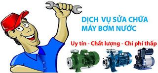 Quấn mô tơ máy bơm nước tại Hà Nội