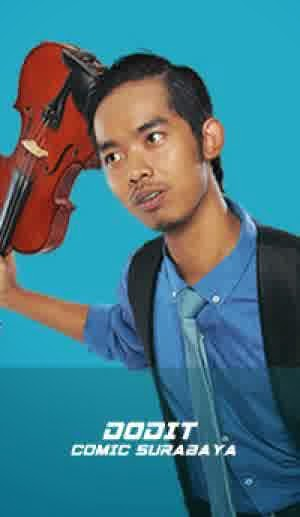 Biodata Comic Stand UP Dodit Mulyanto Lengkap