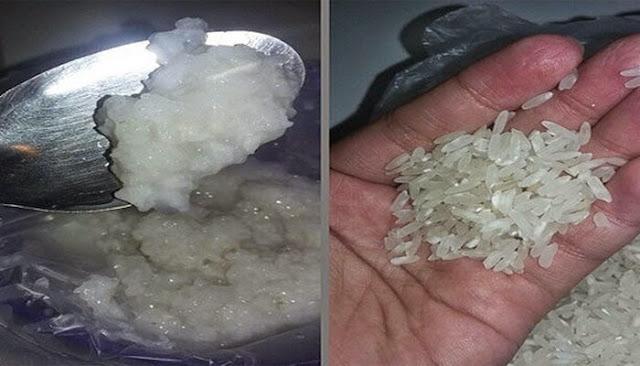 Ini Caranya Membedakan Beras Asli dan Beras Plastik