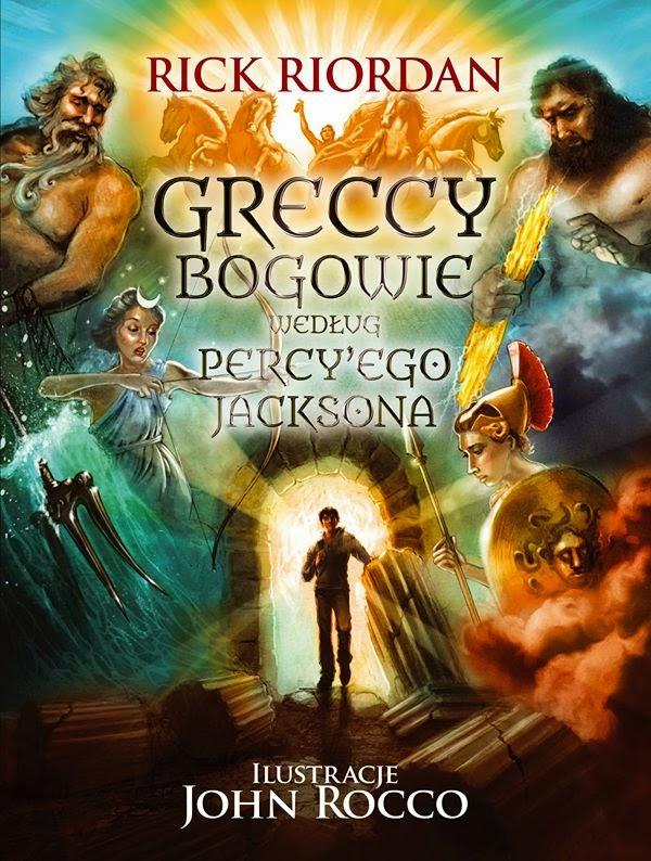 Bogowie Grecy według Percyego Jacksona