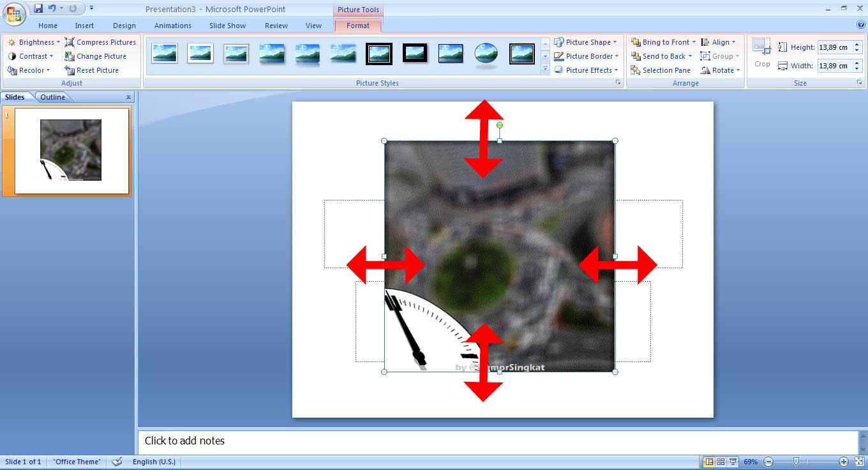 cara memasukkan animasi kedalam powerpoint