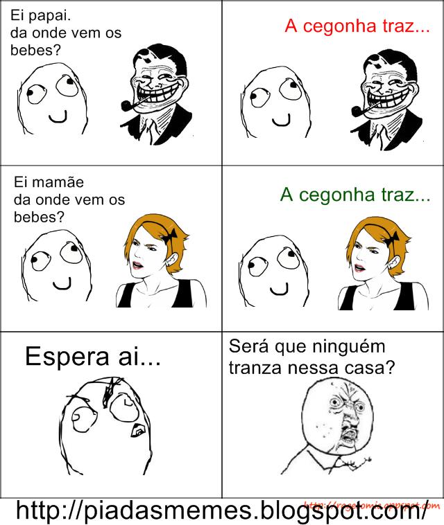 ~LE historia de memes  Pq+ngm+tranza