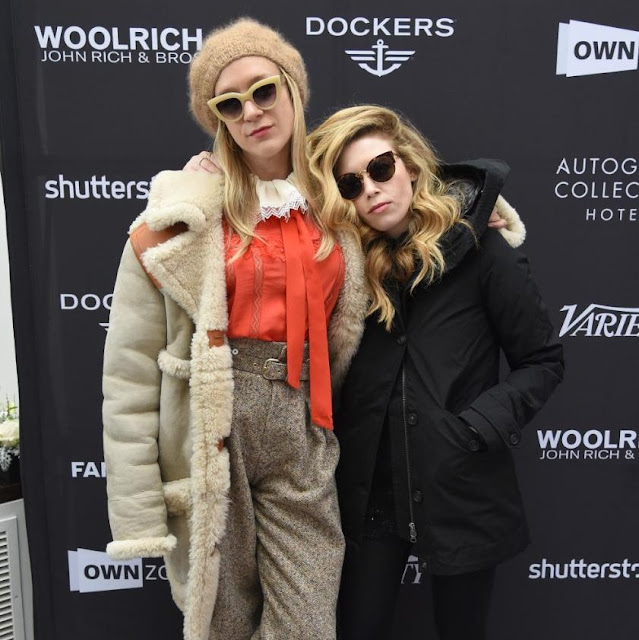 Best dressed at Sundance 2016, Chloe Sevigny and Natasha Lyonne