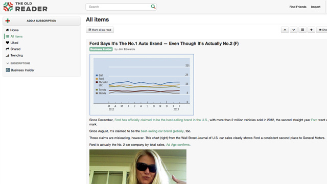 google rss reader alternative - trickdump