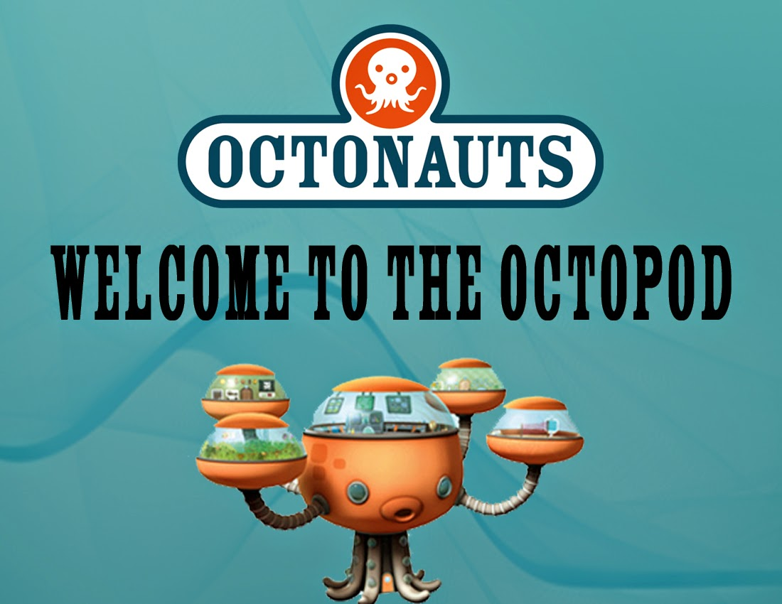 Octonauts Birthday Party
