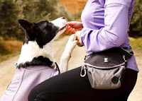 Hurtta Outdoor Accessories for Dogs - Running Bag