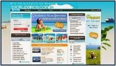 Agência de viagens online especializada em cruzeiros