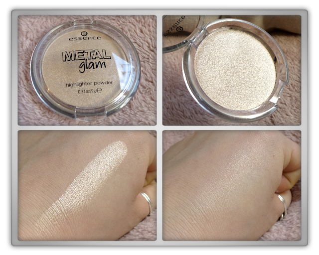 Essence - Metal Glam highlighter powder