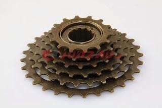 Cara Mudah Melepas Freewheel Sepeda