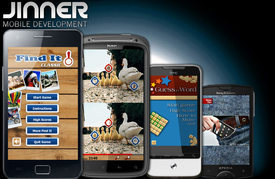 Jinner BV - Mobile Development