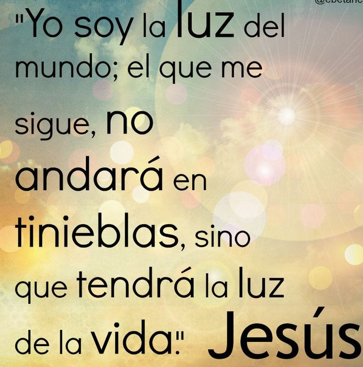 san juan 8:12