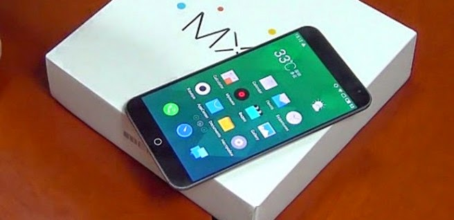 Nokia dan Meizu mx4