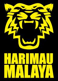Meruphoria sokong HarimauMalaya